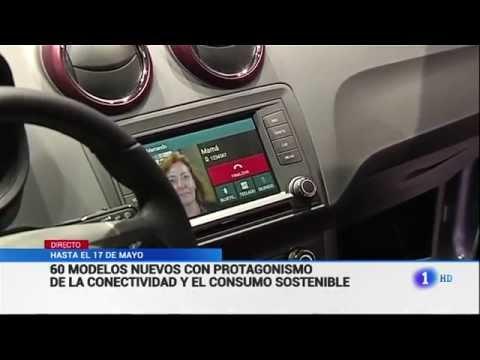 Salón Internacional Automóvil - Barcelona