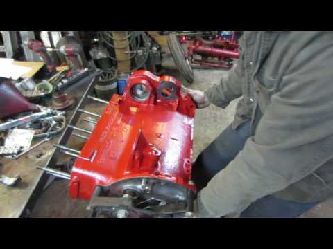 even more farmall a engine assembly pt5