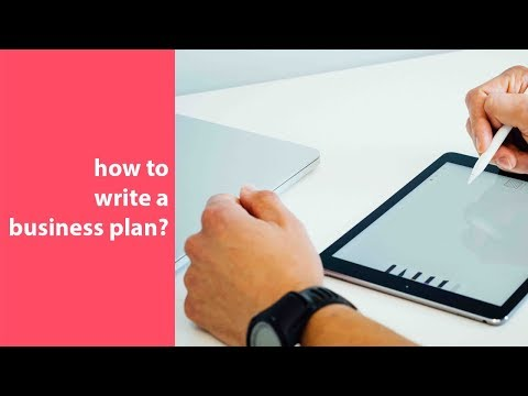 How To Write A Business Plan? Step By Step Guide + Templates