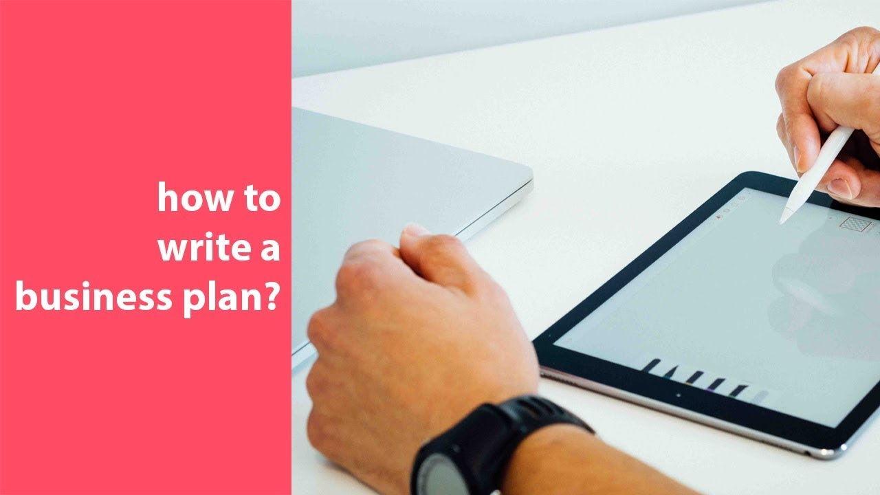 how to write a business plan step by step guide templates youtube
