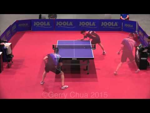 Victor Liu vs Samson Dubina Mens QF