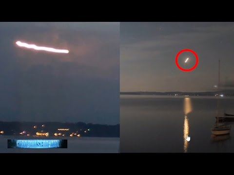 BEST World Wide Interdimensional UFOS! [Germany UFO Event] Comet Freezes in Mid Air! 9/12/2016