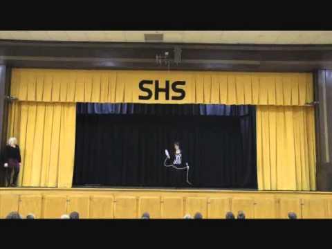 Smithton Elementary flashmob