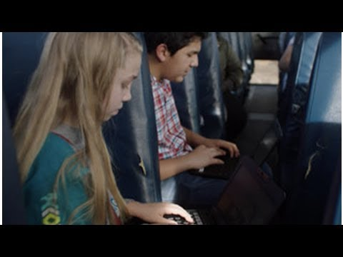Google is equipping more rural school buses with Wi-Fi and Chromebooks