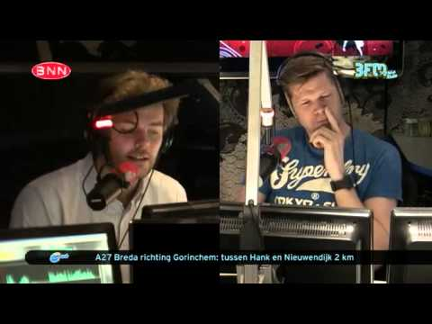 [Coen en Sander Show] Johan Bos 05-11-2013