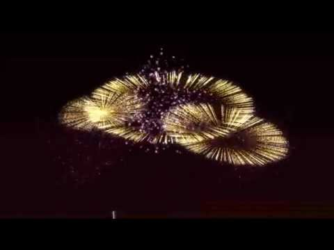 how to create fireworks in after effects