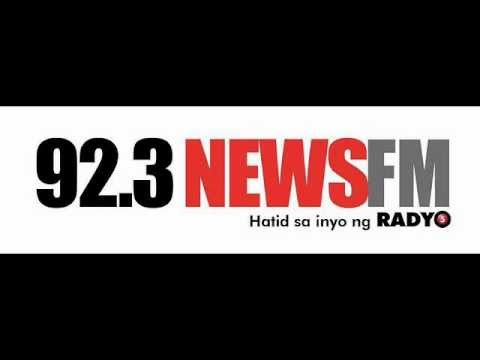Radyo5 92.3 News FM Station ID (2010-2011)