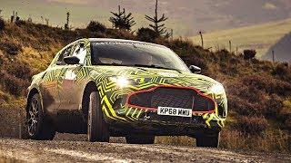 Aston Martin DBX, BMW 2 Gran Coupe, Jeep Gladiator - #91 NaPoboczu