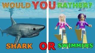 NEW WOULD YOU RATHER! / ROBLOX