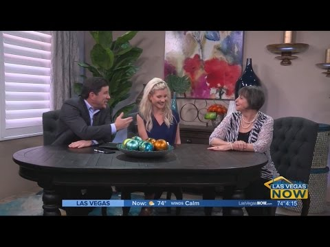 Las Vegas NOW, wGuest Cindy Williams, March 29, 2017, KLASTV