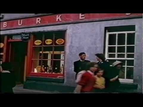Carrick-on-Shannon, Rooskey, Jamestown and County Leitrim in the early 1960's