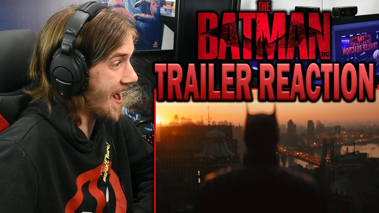 Download THE BATMAN (2022) | Main Trailer - REACTION!!!