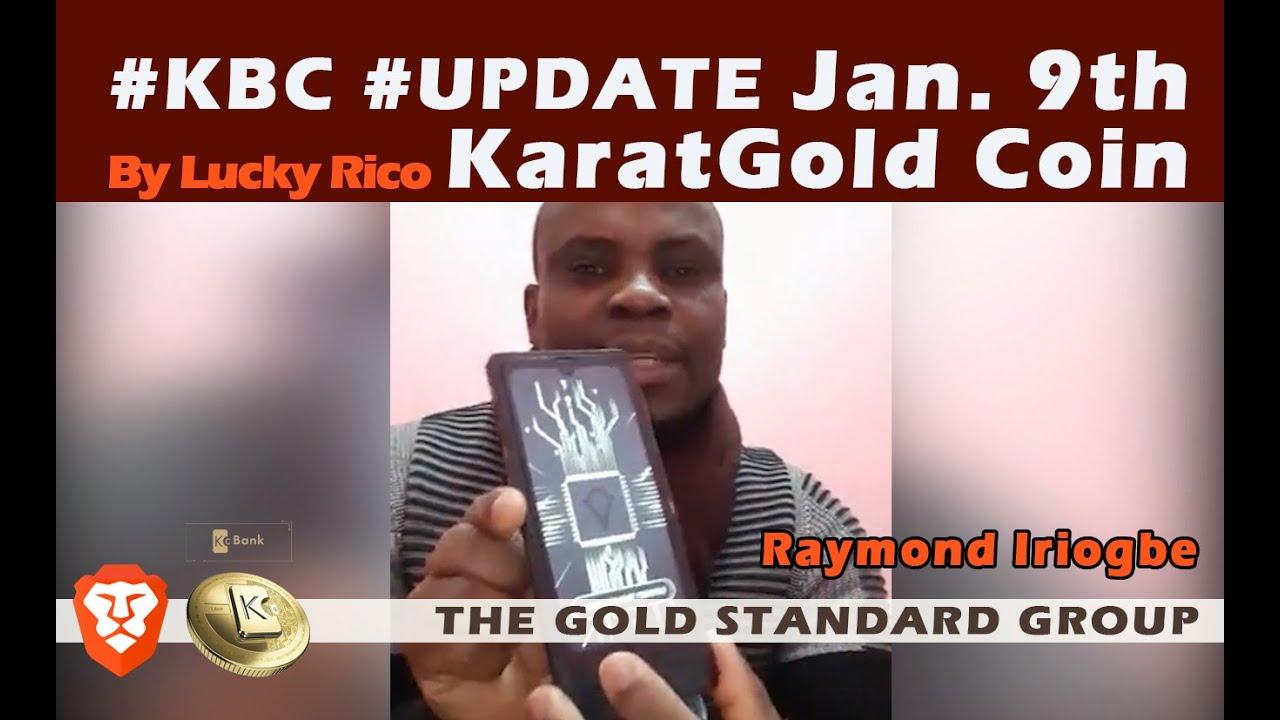 #KaratBars #CryptoData #K1 Gold Bullion Re-Traces to $1540 Levels 5