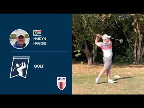Haidyn Haggie | Recruiting Golf | ASM Scholarships