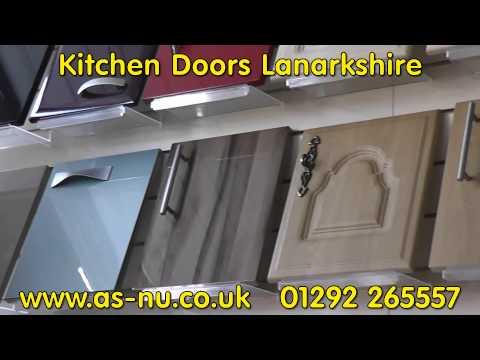 Kitchen Doors Lanarkshire and Kitchens Lanarkshire