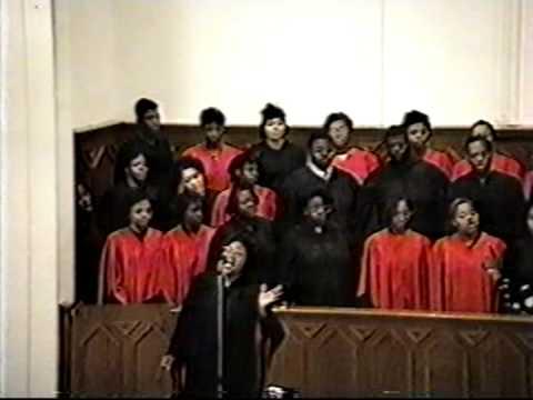Shelby State Gospel Choir