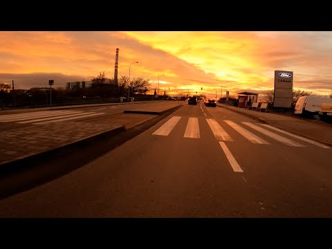 Solo halfmarathon in Brno (GoPro Hero 9)