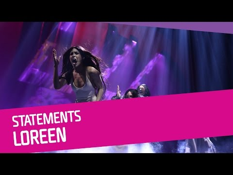Loreen – Statements