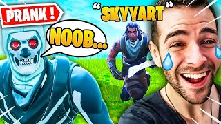 """🔥PRANK: IT'S """"NOOB WITHOUT SKIN"""", I'm TROLL: I've NEVER HAVE RIGOLÉ!🔥"""