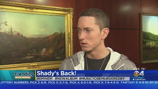 Trending: Eminem New Album