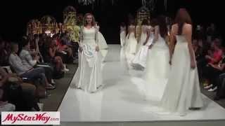 Свадебная мода 2015. Свадебные платья Hadassa