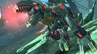transformers fall of cybertron dinobots revealed gameplay images