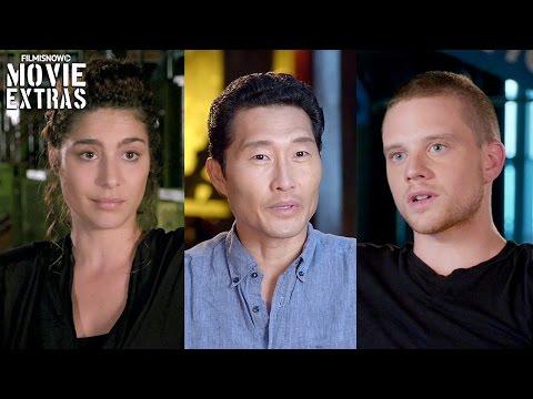 The Divergent Series: Allegiant - Nadia Hilker, Daniel Dae Kim and Jonny Weston BTS Interview (2016)