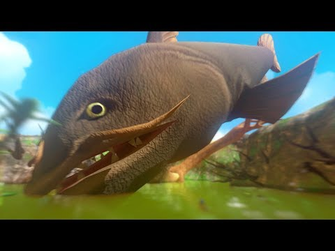 Thumbnail: GIANT CATFISH (LEVEL 1000?!) - Feed and Grow Fish - Part 44 | Pungence