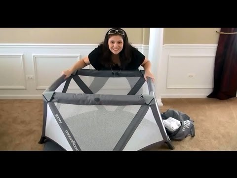 Joovy Moon Room Playard Review By Baby Gizmo Youtube