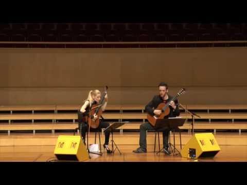 'Aragonaise' by Bizet - CARisMA Guitar Duo