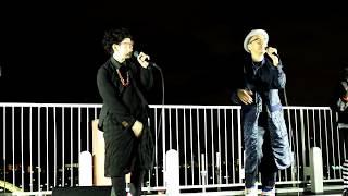 2017年10月7日 イオン高槻店 立体駐車場屋上で開催されたイベント「イオ...