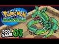 Pokemon Ranger Post Game Part 3 RAYQUAZA ALMIGHTY! Gameplay Walkthrough