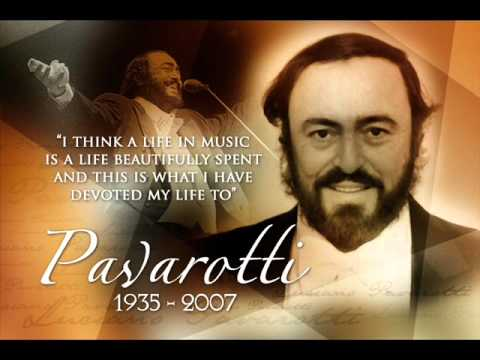 La Traviata 1964 Margherita Rinaldi, Pavarotti, Bardelli, Guarnieri, Dublin