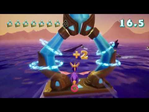 Spyro Reignited Trilogy - Ripto's Rage - Ocean Speedway