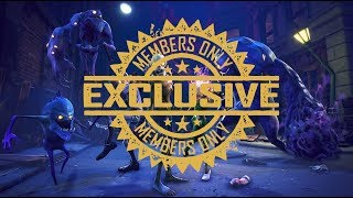 Save the Live World Sunday Fortnite exclusive chat channel members