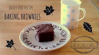 Dairy Free Brownies | Jadeycakes