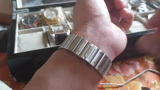 까르띠에의 특별한 기술력 시계줄 줄이기