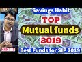 Savings Part 2: Best Mutual Funds in 2019 in India | Top Mutual Funds for SIP in 2019 | in Hindi