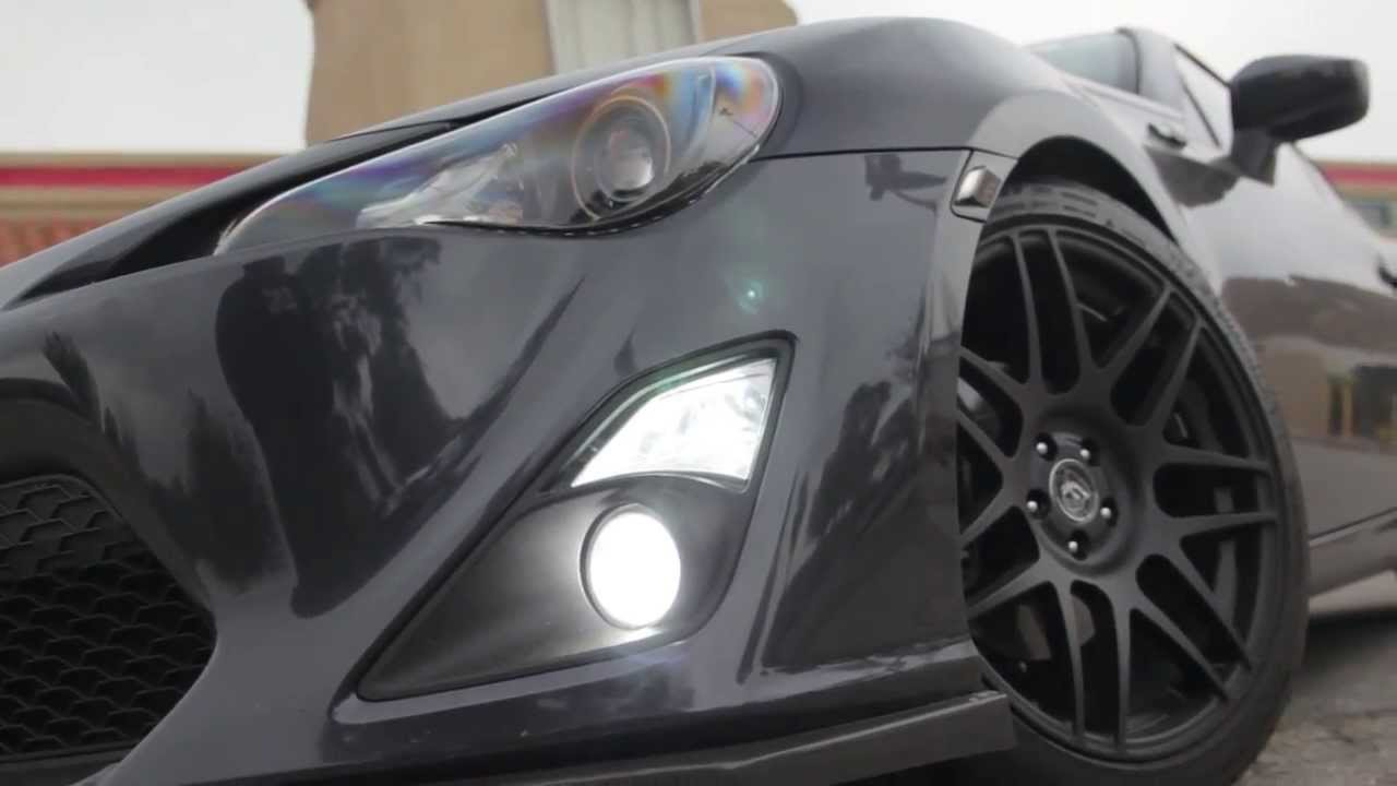 18w High Power Led Fog Lights For Scion Fr S From Ijdmtoy