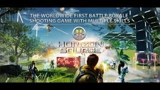 Source d'horizon () - Gameplay (Jeu Gratuit )(Fortnite Alike Game)