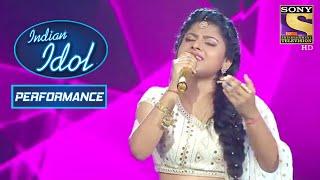"""Panna Ki Tammanna"" का बेहतरीन Performance By Arunita | Indian Idol Season 12"