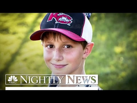 Boy, 10, Dies on World's Tallest Water Slide in Kansas | NBC Nightly News