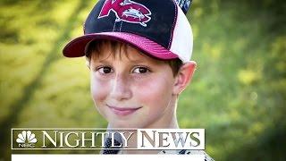 Boy, 10, Dies on World's Tallest Water Slide in Kansas | NBC Nightly News
