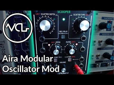 Roland Aira Modular Oscillator Mod