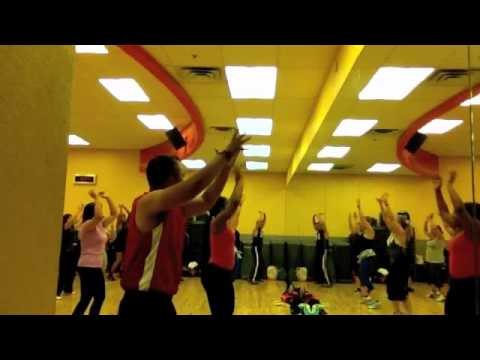 Zumba Class Warm Up - Vengaboys - Up and Down