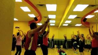 Скачать Zumba Class Warm Up Vengaboys Up And Down