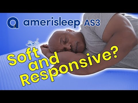 Amerisleep AS3 Mattress Review | Exceptionally Conforming?