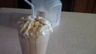 How To Cook NINJA COFFEE BAR CARAMEL FRAPPUCCINO STARBUCKS STYLE