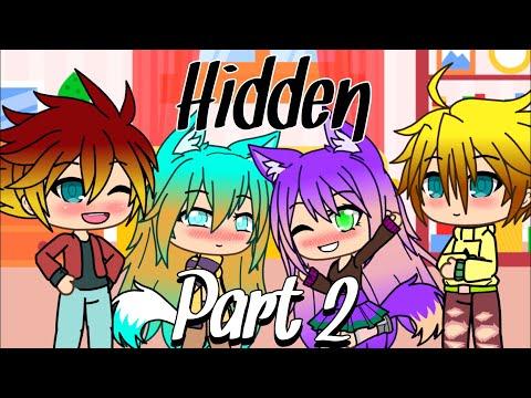 Hidden  PART 2 Original (3 story endings) {Gacha Life}