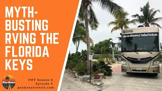 Myth Busting on RVing and Camping in the Florida Keys